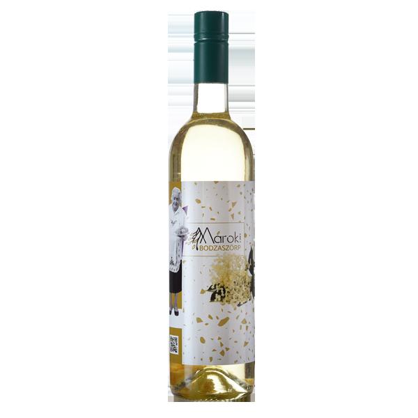 Mároki Bodzavirág szörp - 750 ml