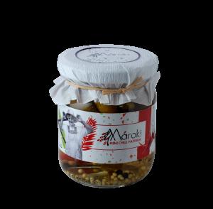 Mini Chili Paprika - 220 ml