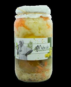 Mároki sváb vegyes savanyúság (csípős) - 1000 ml
