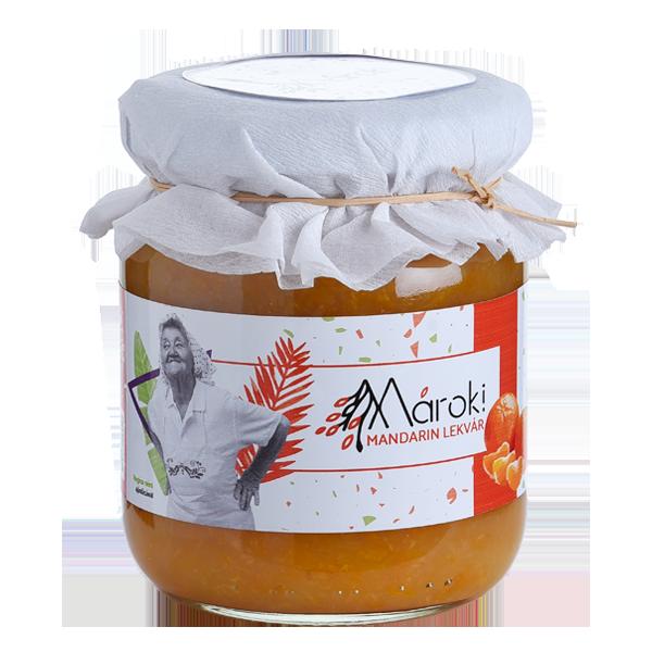 Mároki Fűszeres Narancslekvár - 220 ml